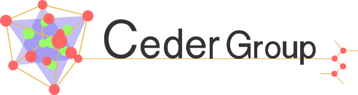 CEDER Group at Berkeley and LBL